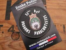 13eme RDP Ecusson // Patch Régiment de Dragons Parachustistes 2ème version