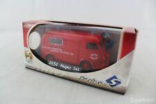 1/43 Solido Pompiers - Peugeot D4a Commune D'ouroux