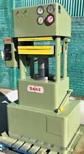 New listing 75 Ton Dake Hydraulic 4 Post Platen Molding Press