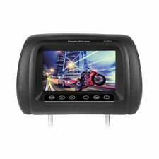 "POWER ACOUSTIK 7"" Screen Headrest Monitor w/ IR Headphone Connection 