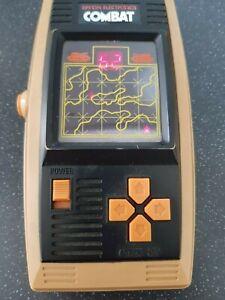 Rare Bandai Electronics 1980's LSI portable game - Combat