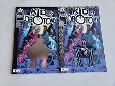 Kid Lobotomy #1 NYCC Variants IDW