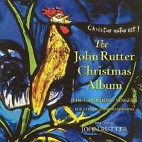The Cambridge Singers : John Rutter Christmas Album (Cambridge Singers) CD