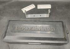 PowerMadd Snowmobile Belt Guard Tool Box Case Yamaha Ski-Doo Polaris Arctic Cat