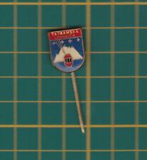Lomnický štít Lomnica tatranska  pin badge anstecknadel