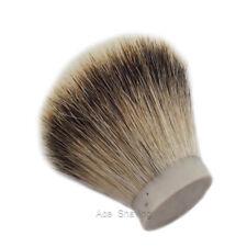 Knot Size 26/65mm Silvertip Badger Hair Head Shaving for DIY Shaving Brush Knot