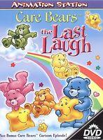 Care Bears - The Last Laugh (DVD, 2003)