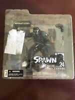 """2003 McFarlane Spawn I.64 Series 24 Classic Comic Covers Swat 6"""" Action Figure"""