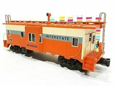 M T H Electric Trains O 27 Bay Window Caboose Interstate MTH 3077249