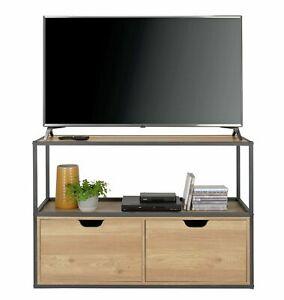 Home Loft Living 2 Drawer TV Unit
