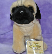 Webkinz Rare Signature Small Pug  ~ NWT ~No Longer Made~ FAST SHIP