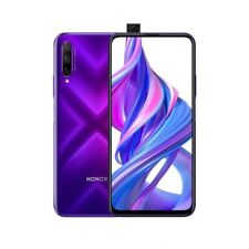 "Cellulare Smartphone HONOR 9X PRO 6+256GB 6,59"" Dual Sim Italia PHANTOM PURPLE"