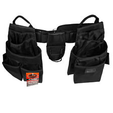 Tool Belt 15 Pocket Heavy Duty polyester Fabric - WG-PX18 Work Gear UK