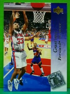 Grant Hill rookie subset card 1994-95 Upper Deck #183