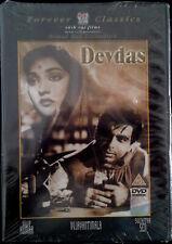 BOLLYWOOD DVD Devdas Dilip Kumar Vyjayanthimala Bimal Roy SEALED 1st yashraj