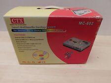 CTX Smart Multimedia Backup System Model MC-602 Brand New Old Stock