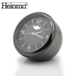 Car Clock Dashboard Decor Accessories For MINI Cooper R55 R56 R60 F55 F56 F60
