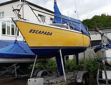 Segelyacht/Segelboot/ Kajütboot/ Dehler Sprinta 70 inkl. Trailer und 6 PS Diesel