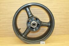 Kawasaki ZX6R  Rear Wheel Rim  Oem Grey Paint   1998 1999 G1 G2
