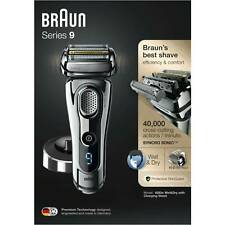 Braun Series 9-9293s Wet&Dry Akkurasierer inkl. Reiseetui Premium Edition