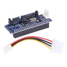 40-Pin IDE Female To SATA 7+15Pin 22-Pin Male Adapter PATA TO SATA Card IA