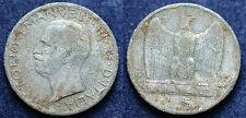 1927   Regno D'Italia 5 lire  FALSO D'EPOCA
