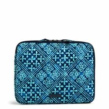 "Vera Bradley Beautiful Cuban Tiles Padded Laptop Sleeve Fits 13"" Mac&Dell NWT"