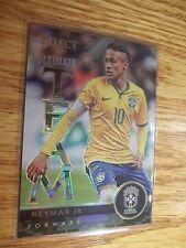 2015 Panini Select Soccer CAMO ULTIMATE TEAM NEYMAR JR. 146/249 BRAZIL PRIZM