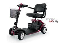 SCOOTER ELETTRICO KSP ZOOM S 1021 - Per anziani e disabili