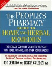 NEW - The People's Pharmacy Guide to Home and Herbal Remedies