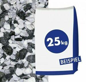 Hamann Marmorsplitt Icy Mix 8-16mm 25kg Sack - Dekorsteine für Garten + Terasse