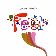 1 CENT CD Feel - Jesse Harris