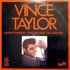 VINCE TAYLOR FR Press 2 LP