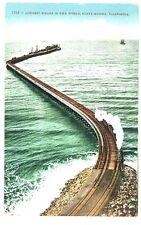 CA - SANTA MONICA - Longest Wharf In The World - Circa 1907-1914 Un-Used