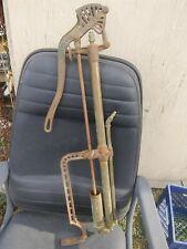 Cast Iron & Brass 1912 F. E. Myers & Bro. Hand Pump Manufactured in Ashland Ohio