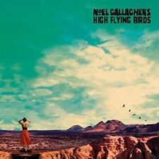 NOEL GALLAGHER'S HIGH FLYING BIRDS WHO BUILT THE MOON? CD MEDIABOOK NEW