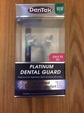 Dentek PLATINUM Dental Guard ammortizzata per comodità regolare per adattarsi Denti Macinazione