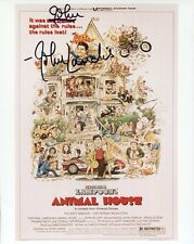 John Landis Authentic Signed 8x10 Color Photo Animal House To John