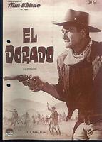 IFB 7683   EL DORADO   John Wayne, Robert Mitchum