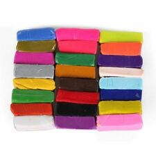 32 Colors Oven Bake Fimo Polymer Soft Clay Modelling Moulding DIY Toy