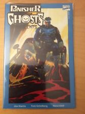 PUNISHER: THE GHOSTS OF INNOCENTS BOOK 1 & 2 [SET] TPB, NM 9.4, 1ST PRINT, 1993