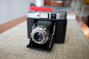 Zeiss Super Ikonta IV 534/16 Medium Format (6x6) Folding Camera