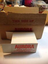 VINTAGE ORIGINAL DEALER CASE AURORA AFX SLOT CAR ACCESSORY / #8721/ QUIKEE LOK!!