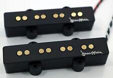 Bassmods Gold Poles REJ4 Rare  4 string Jazz style Bass pickups