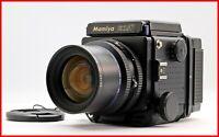 【Optical MINT】 Mamiya RZ67 Pro Sekor Z 50mm F4.5 W + 120 Film Back From JPN 1309