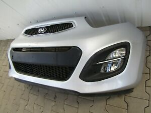 Kia Picanto 2 II Front Bumper 2011 2015 Genuine Used Cover