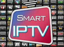 1 Anno Abbonamento Iptv 5100+ canali + VOD Premium Smart TV MAG World M3u IOS