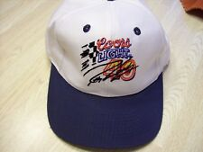 ROBBY GORDON'S NUMBER 40 COORS LIGHT HAT