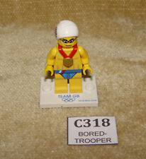 LEGO Minifigures Series Team GB Minifig: coltgb-2 Stealth Swimmer Set (2012)