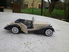 SOLIDO / HACHETTE TALBOT T23 1937 beige, comme neuf, pas de boite